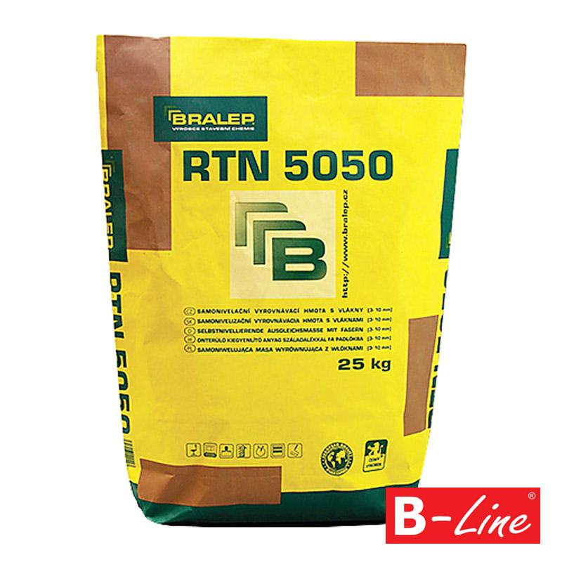 Nivelační hmota s vlákny Bralep RTN 5050