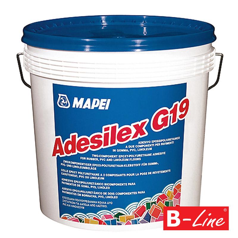Dvousložkové epoxipolyuretanové lepidlo Mapei Adesilex G19