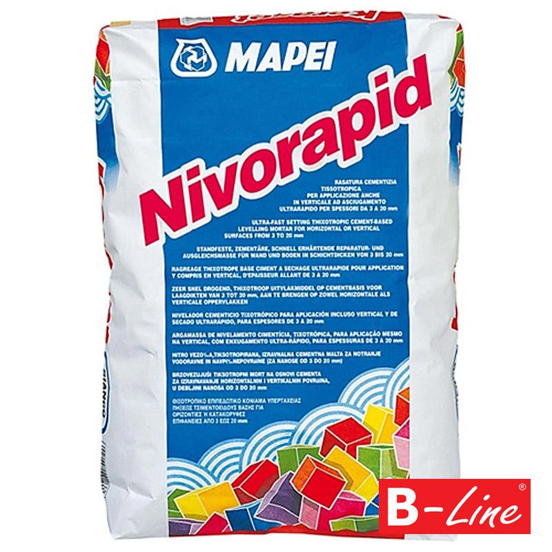 Nivelační stěrka Mapei Nivorapid