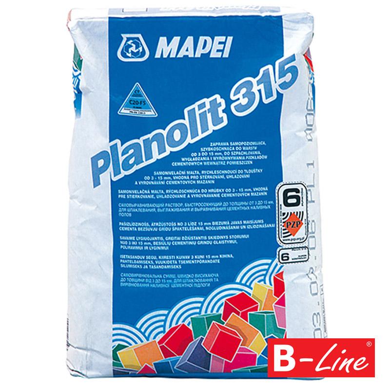 Nivelační stěrka Mapei Planolit 315