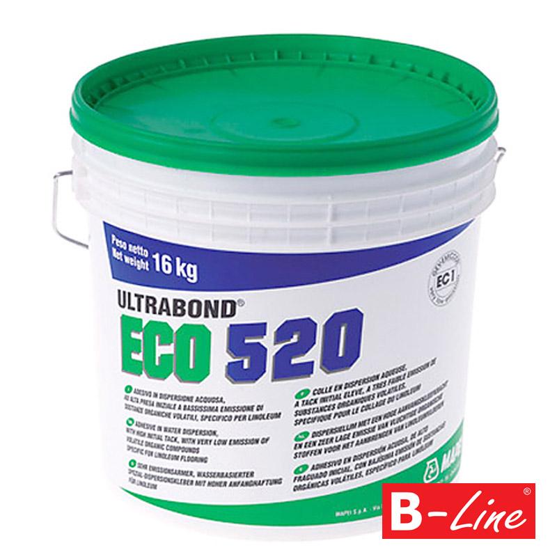Disperzní lepidlo na linoleu Mapei Ultrabond Eco 520