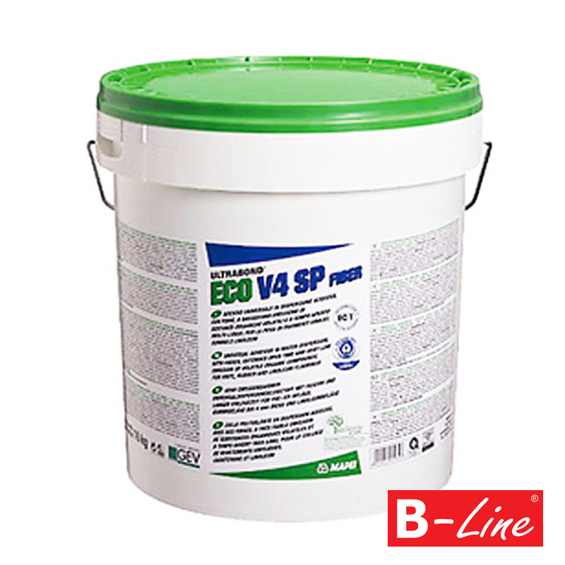 Disperzní lepidlo Mapei Ultrabond Eco V4SP Fiber