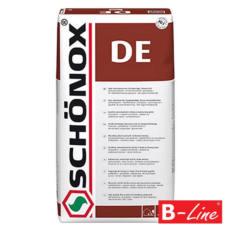 Speciální potěr Schönox DE