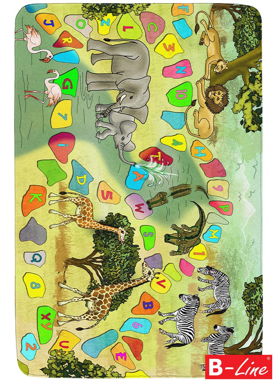 Dětský kusový koberec Safari