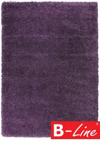 Kusový koberec Fusion Lila 91311