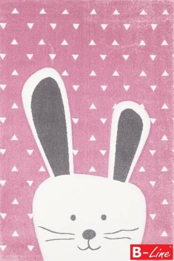 Kusový koberec Pastel Kids 52/RVR