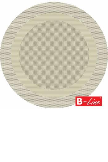 Kusový koberec Adria 01/SGS/kruh