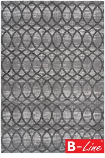 Kusový koberec Aleyna 609 Silver