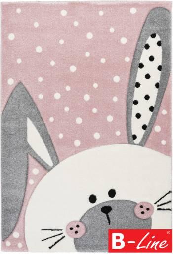Kusový koberec Amigo 324 Pink