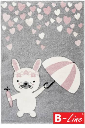 Kusový koberec Amigo 326 Pink
