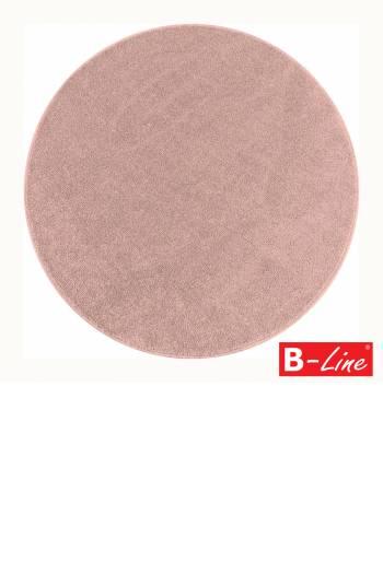 Kusový koberec Ata 7000 Rose/kruh