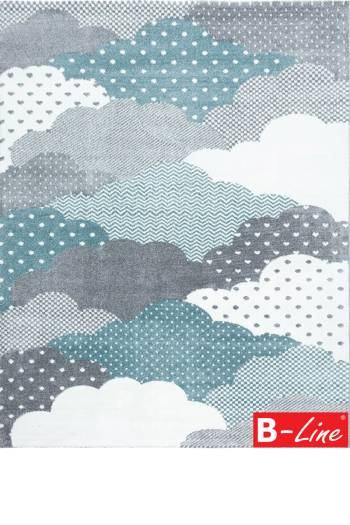Kusový koberec Bambi 820 Blue