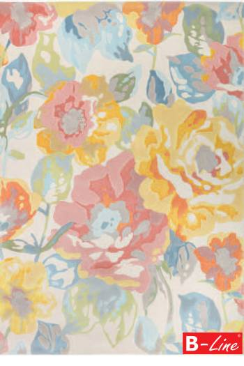 Kusový koberec Bloom 466118/AK990