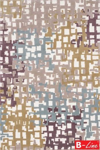 Kusový koberec Boho 03/BLB
