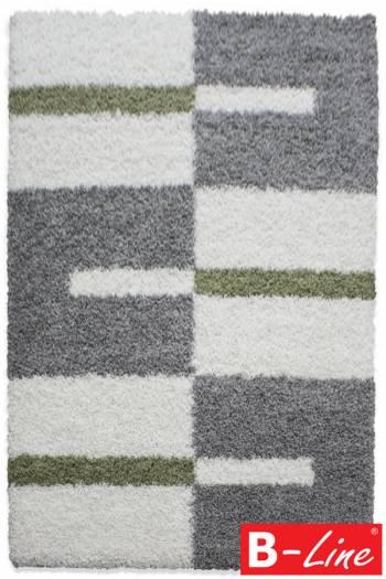 Kusový koberec Gala Shaggy 2505 Green