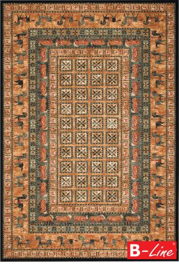 Kusový koberec Kashqai 4301/500