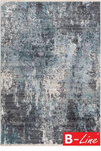 Kusový koberec Medellin 400 Silver-Blue