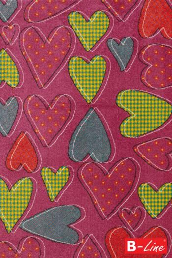 Kusový koberec Play 47/RMR