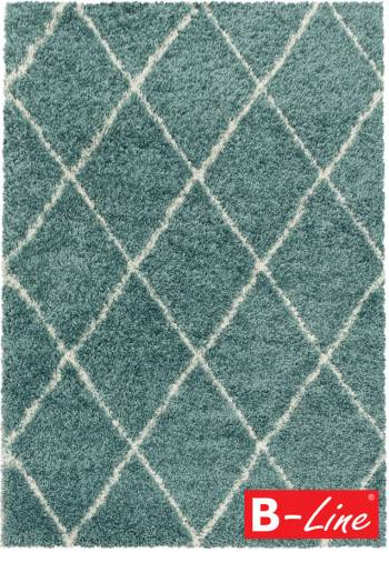 Kusový koberec Alvor Shaggy 3401 Blue