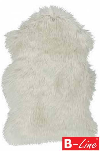 Kusový koberec Softa 800 White