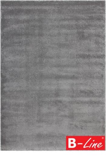 Kusový koberec Softtouch 700 Silver