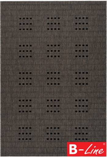 Kusový koberec Sunset 606 Taupe