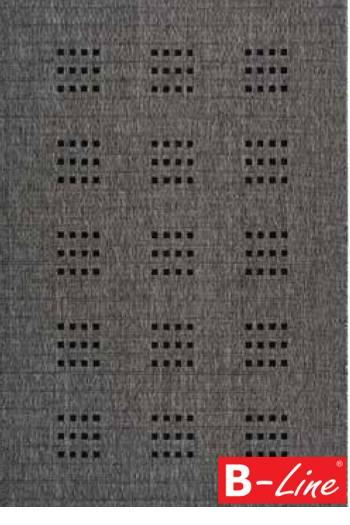 Kusový koberec Sunset 606 Silver