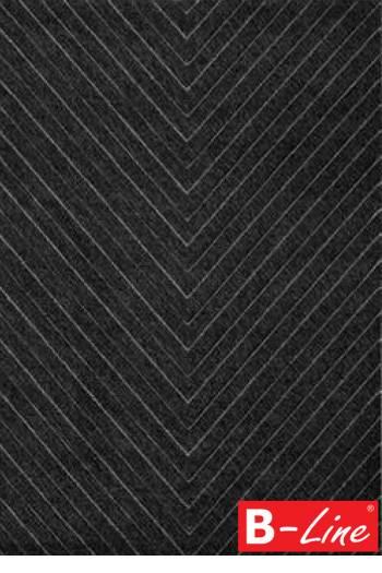 Kusový koberec Swing 102 Graphite