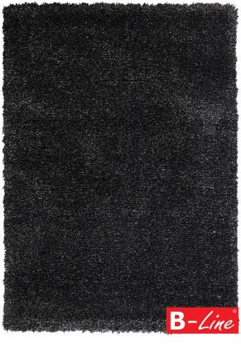 Kusový koberec Fusion Black 91311