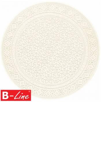 Kusový koberec Metro/Cameo 80180/121/kruh