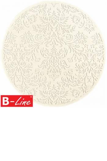 Kusový koberec Metro/Cameo 80186/121/kruh