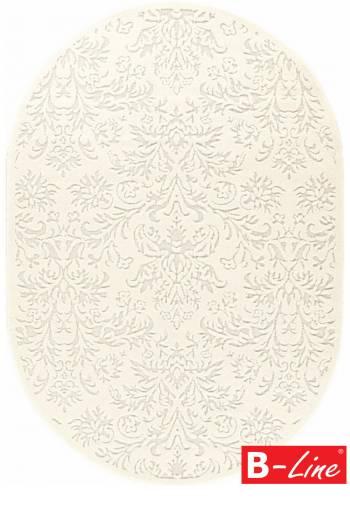 Kusový koberec Metro/Cameo 80186/121/ovál