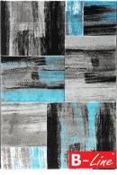 Kusový koberec Lima 1350/tyrkis