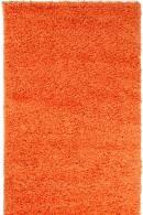 Kusový koberec Life Shaggy Orange