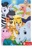 Kusový koberec Fairy Tale 636 Savana