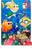 Kusový koberec Fairy Tale 638 Under the sea