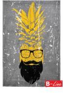 Kusový koberec Hipster 610 Silver