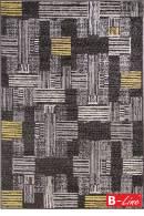 Kusový koberec Cosi 78447 Brown/Gold