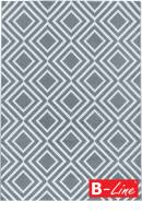 Kusový koberec Costa 3525 Grey