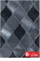 Kusový koberec Costa 3530 Black