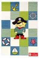Kusový koberec Diamond Kids 20801/60