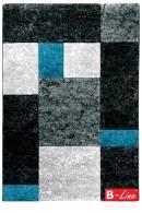 Kusový koberec Hawaii/Lima 1330/turkis
