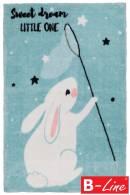 Kusový koberec Lollipop 181 Bunny
