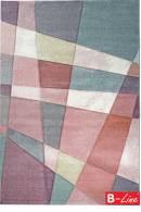 Kusový koberec Pastel/Indigo 22827/110