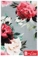 Kusový koberec Romance 210 Silver