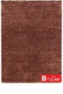 Kusový koberec Brillant Shaggy 4200 Copper