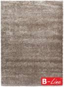 Kusový koberec Brillant Shaggy 4200 Taupe