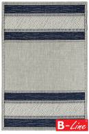 Kusový koberec Tarunis 720 Navy (oboustranný)