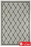 Kusový koberec Tarunis 721 CHaroal (oboustranný)