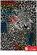 Kusový koberec Maya 486 Leopard
